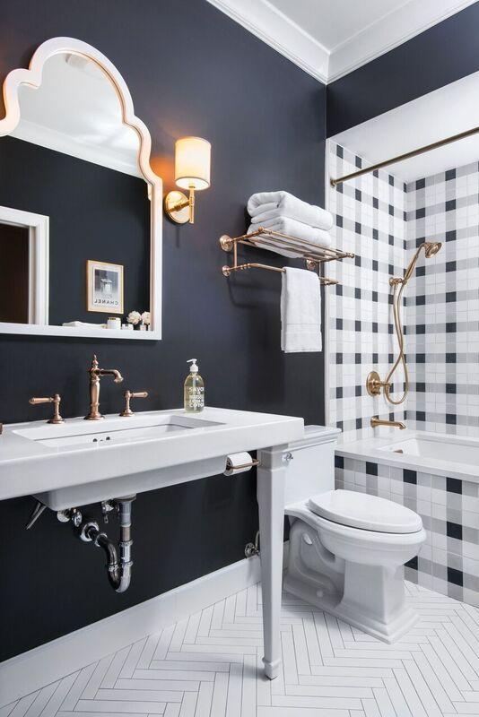 Como decorar un cuarto de ba o moderno lugares para - Como decorar un cuarto de bano ...