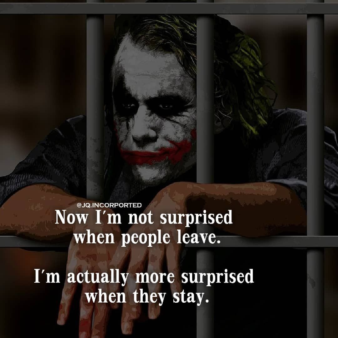 image contain person text joker quotes villain quote