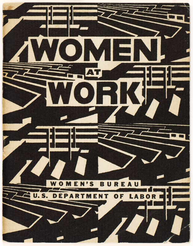 New deal programs posters leaflet women at work a century of new deal programs posters leaflet women at work a century of industrial change 1934 fandeluxe Choice Image