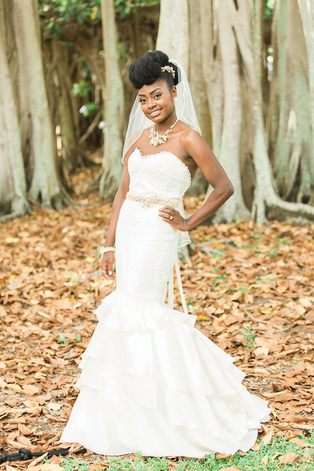Haitian Bridal Dresses 2015
