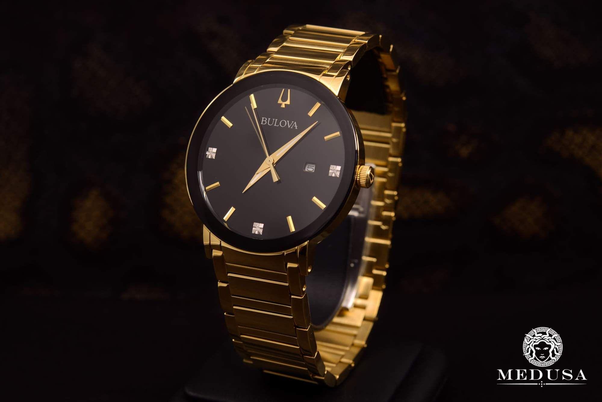 Bulova Modern 97D116 (avec images) Bracelet en acier
