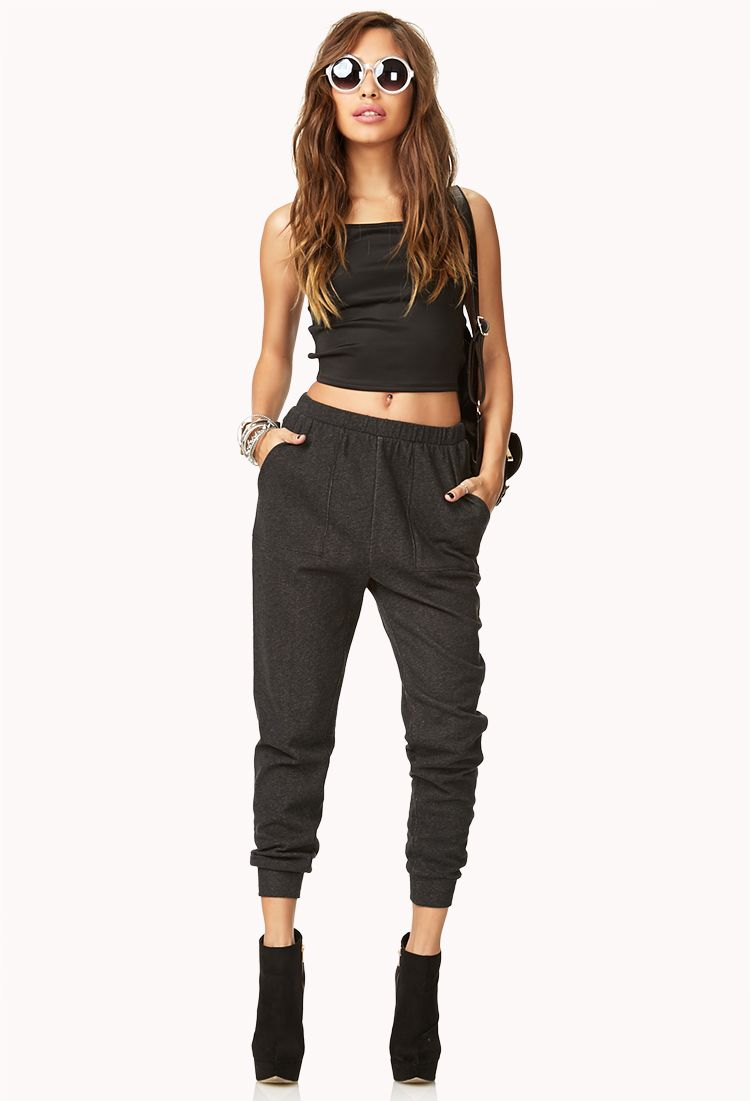 Womens trousers, pants and dress pants | shop online | Forever 21 - 2077662326