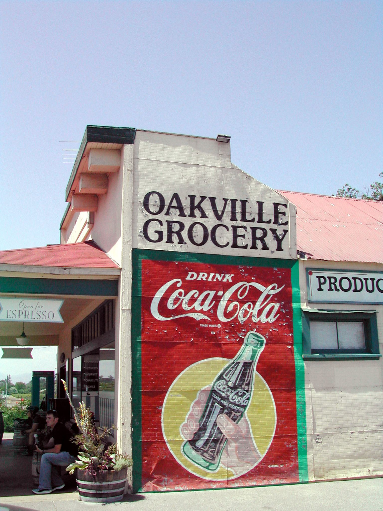Oakville Grocery Store In Napa Valley The Absolute Best Sandwiches Ever Don T Spend Hundreds Of Dollars At French Laundry Go Here