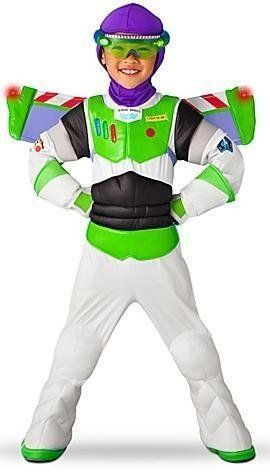 70cf442a2358d Disney Store Light Up Toy Story 3 Buzz Lightyear Costume---was so ...