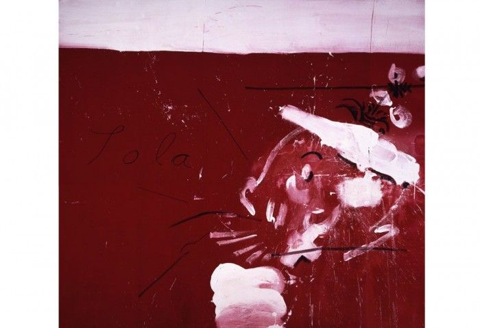 Julian Schnabel - Lola, 1989