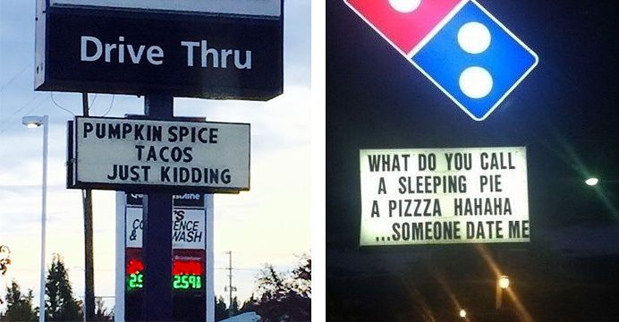 Give these signmakers a promotion, please.