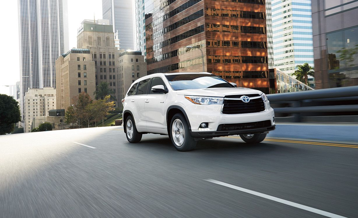 2016 Toyota Highlander SUV at North Point Toyota in Little Rock, Arkansas 72117. Call (501) 708-2044 or visit us online: www.northpointtoyota.comhttp://www.toyota.com/highlanderhybrid/