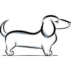 611012ef3f5099 dachshund drawings - Yahoo Image Search Results Dachshund Drawing