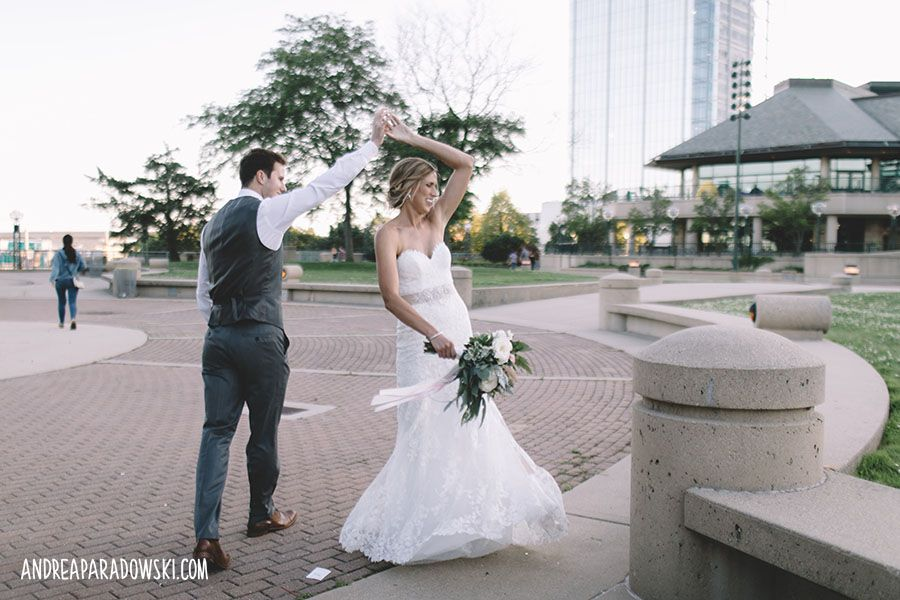 Meghan Matthew Miller Room Wedding Milwaukee Photographer