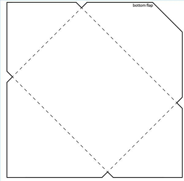 How To Make A C5 Envelope Techniques Diy Envelope Template How