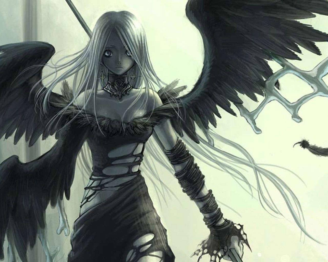 Dark Angels Wallpaper