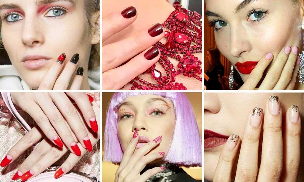 Preferenza Unghie Autunno Inverno 2020 2021: tendenze nail art e manicure TT19