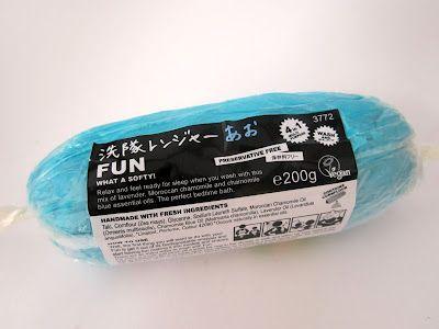 Lush Fun- great for kids!