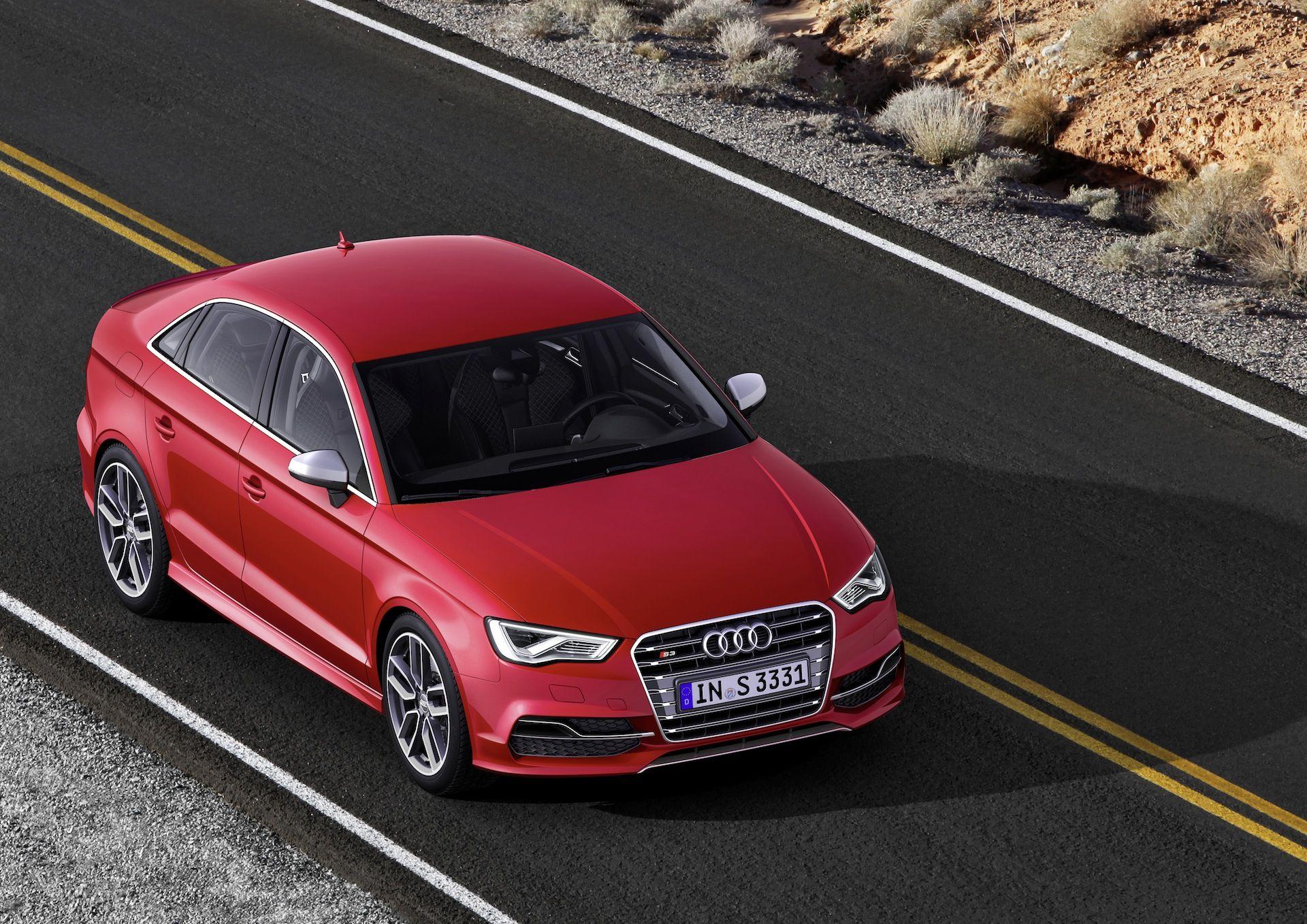 Audi sales top 1 57 million units in 2013