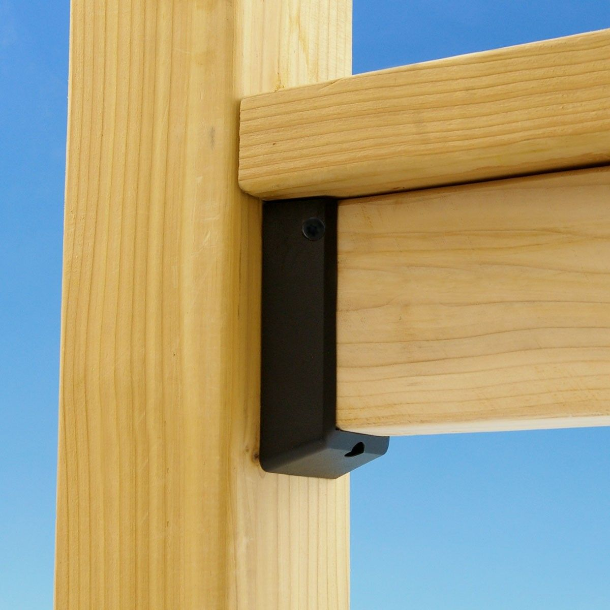 Nylon rail bracket by fortress iron pack from cksdirect