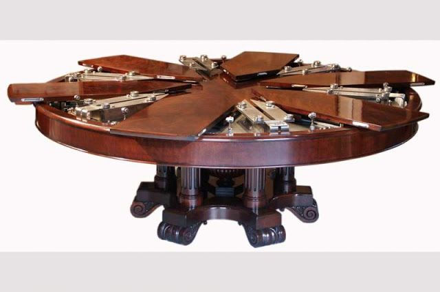 Learn This: The Fletcher Capstan Table (Small or Big your