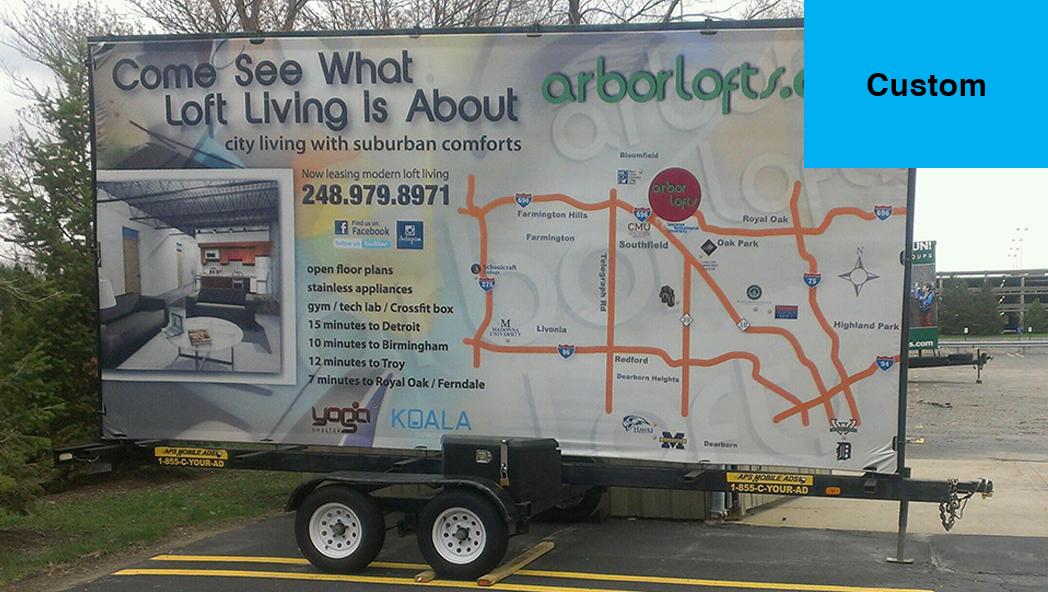 Mobile advertising business plan
