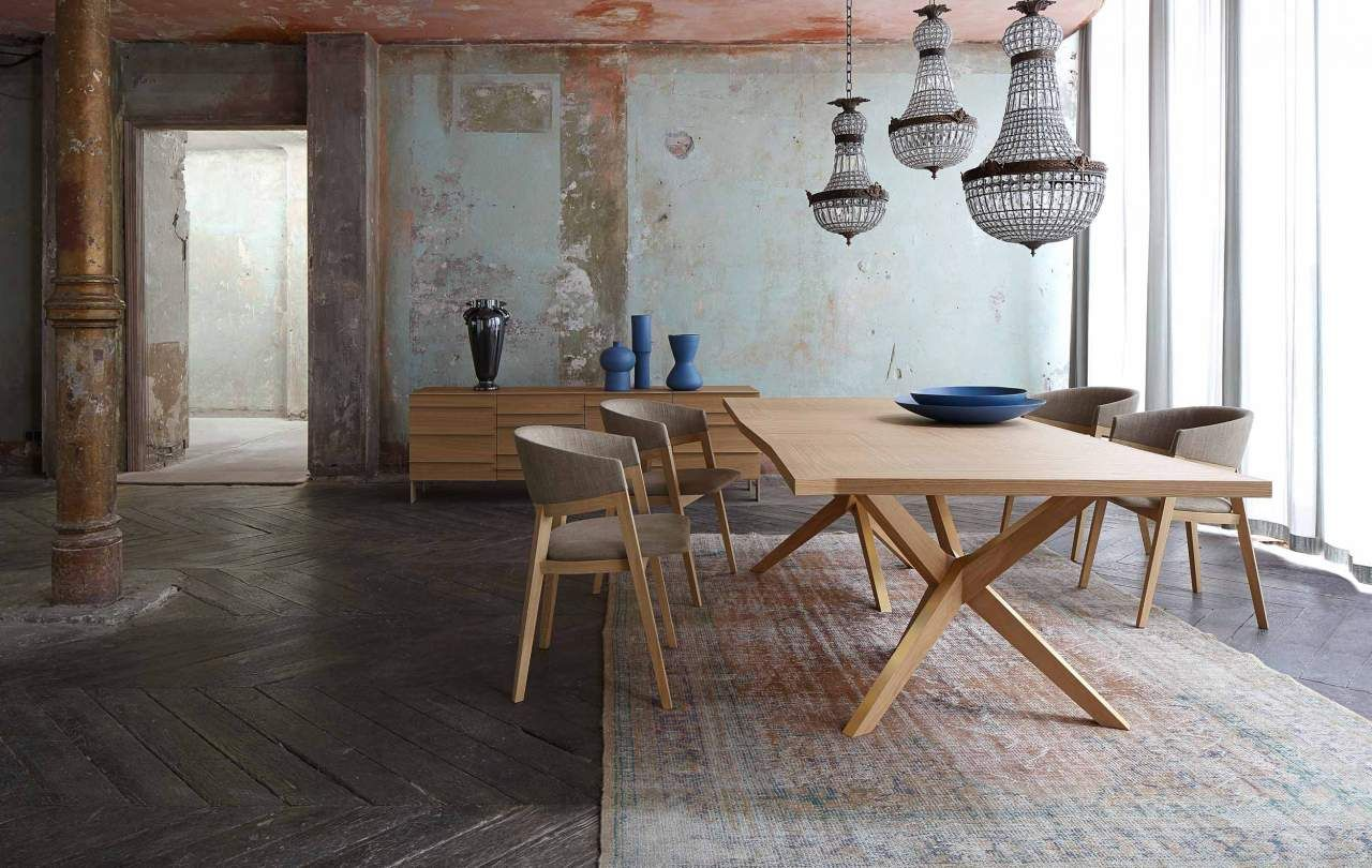 Roche bobois - table JANE | Dream Home | Table repas, Table ...