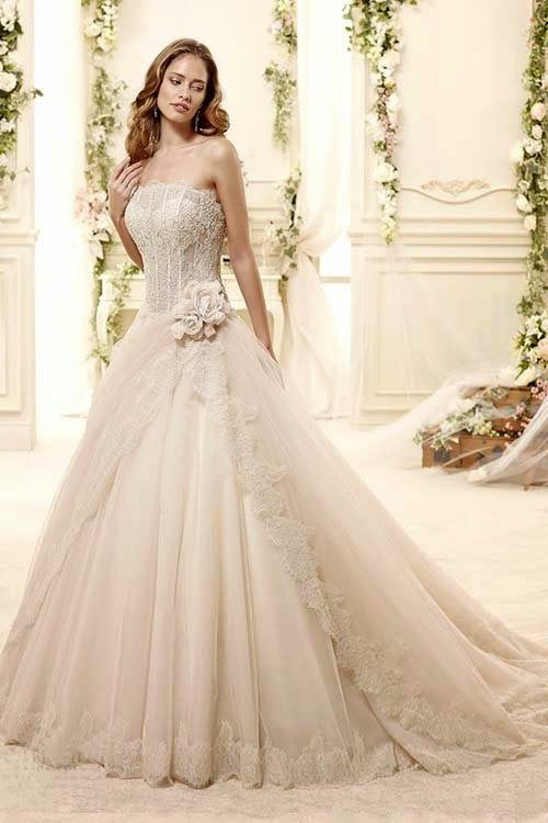 Wedding Dresses 2015 Summer 13 | Wedding Planer | Pinterest ...