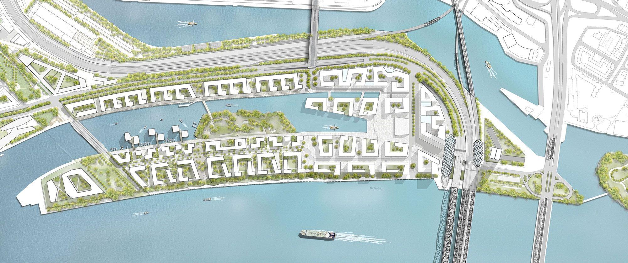 2. Preis: Stukturplan, © PFP Planungs GmbH