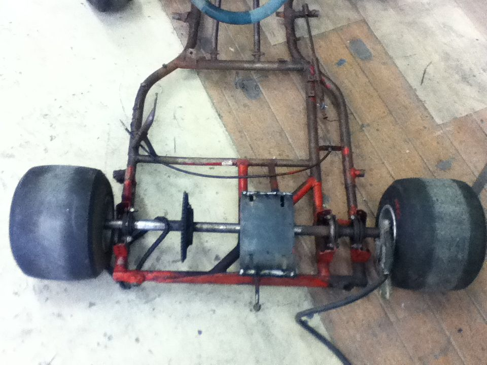 Motorized drift trike build - DIY Go Kart Forum | Projects to Try ...