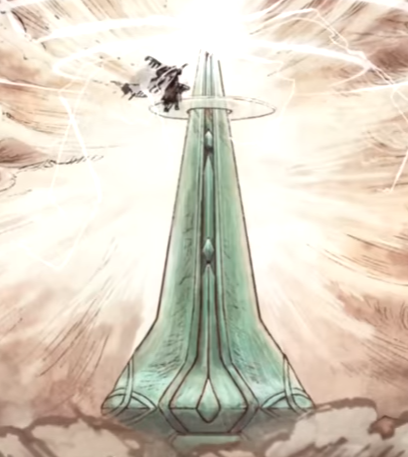 The Ultimate Weapon looks very similar to Celesteela?
