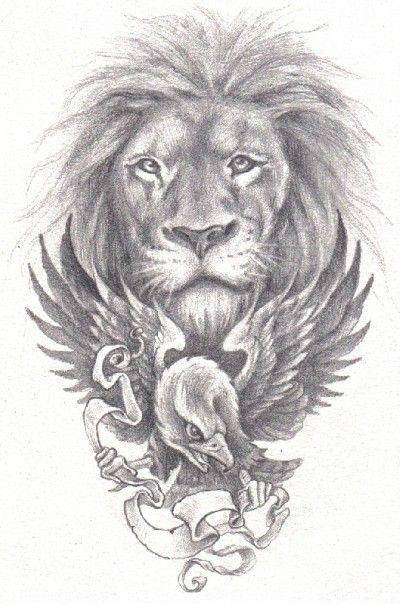 девушка со знаком льва