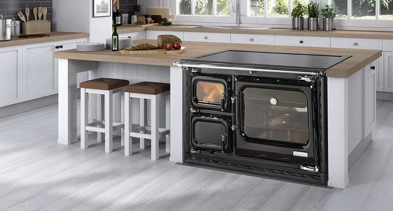 Resultado de imagen para cocina a le a moderna vida - Cocinas bilbainas de lena ...