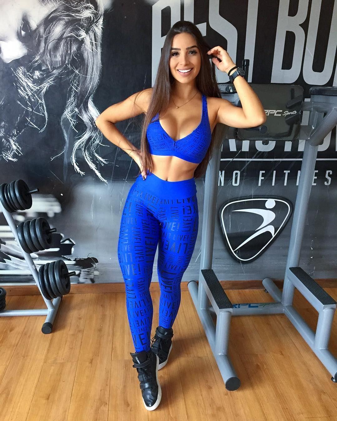 847b17158 Pin de Janelle Trento em Fitness