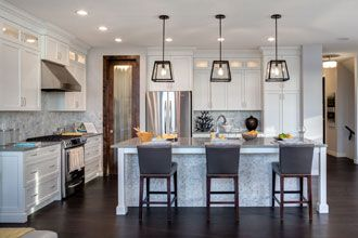 Stepper Custom Homes Kitchen Design