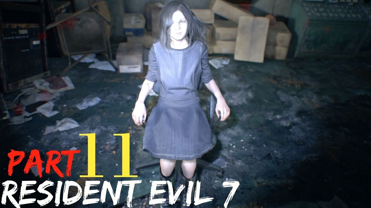 Resident Evil 7 How To Solve Painting Puzzle Fix Elevator Fuse
