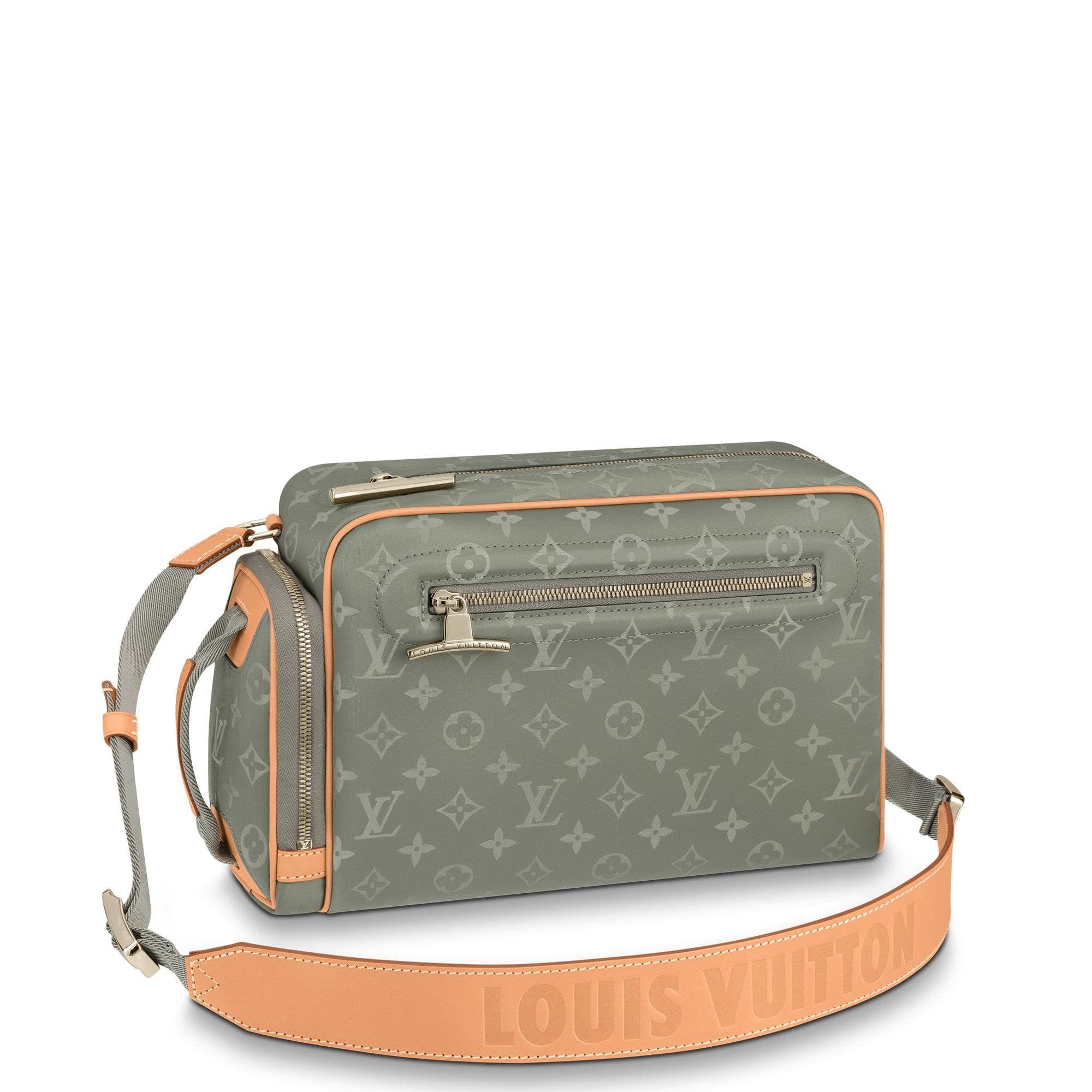 7ea7dce907b Camera Bag Monogram TItanium - Men s Bags