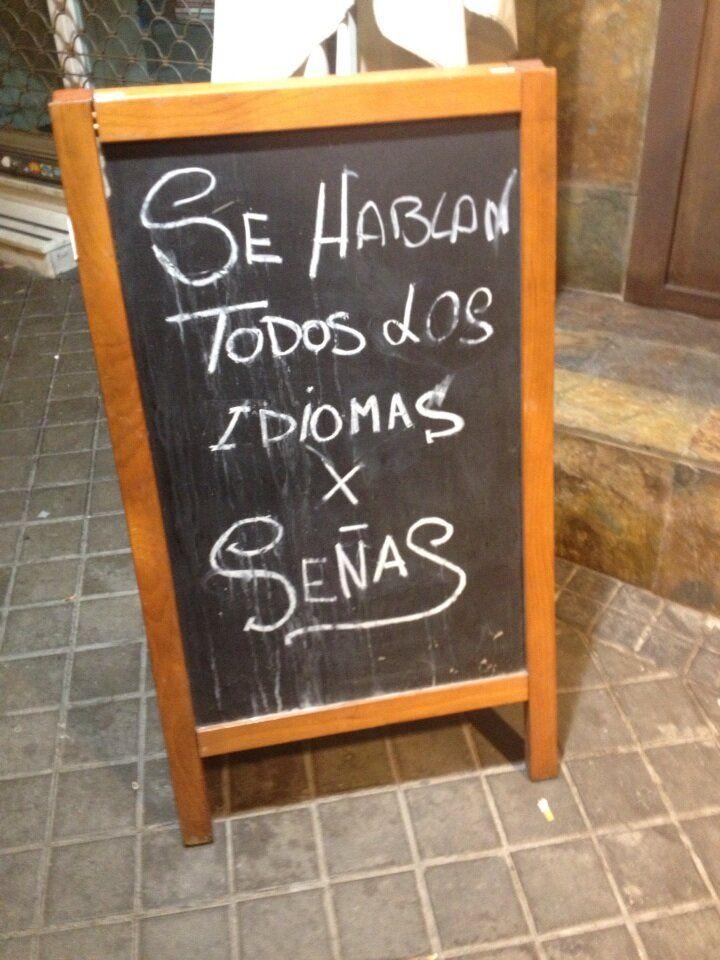 carteles para bares - Buscar con Google | Mensajes ...