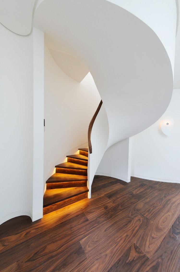 led treppenbeleuchtung innen ideen, led treppenbeleuchtung innen: 25 ideen für die gestaltung, Design ideen