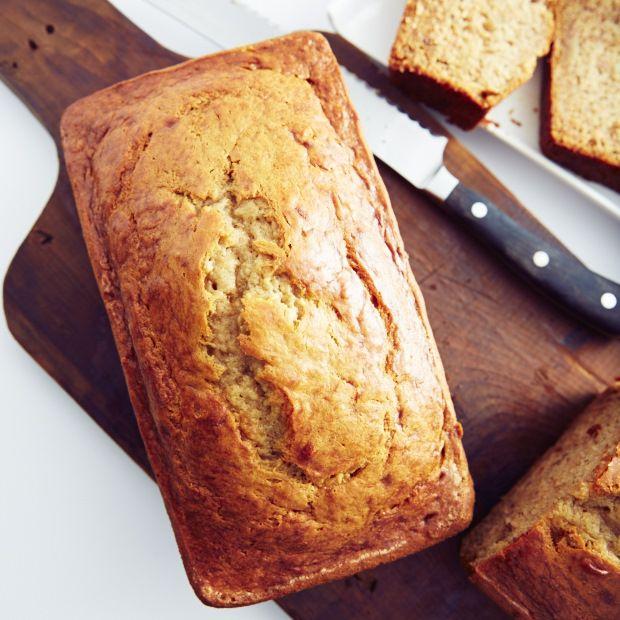 Banana Sour Cream Bread I Food Blogger Super Moist Banana Bread Sour Cream Banana Bread Moist Banana Bread