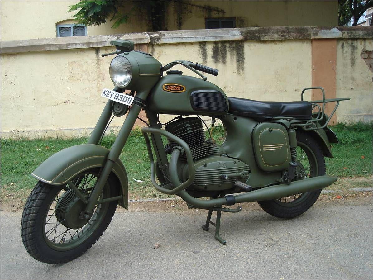1961 Yezdi 250 B Type 250cc Twin Port Single Cylinder 2 Stroke