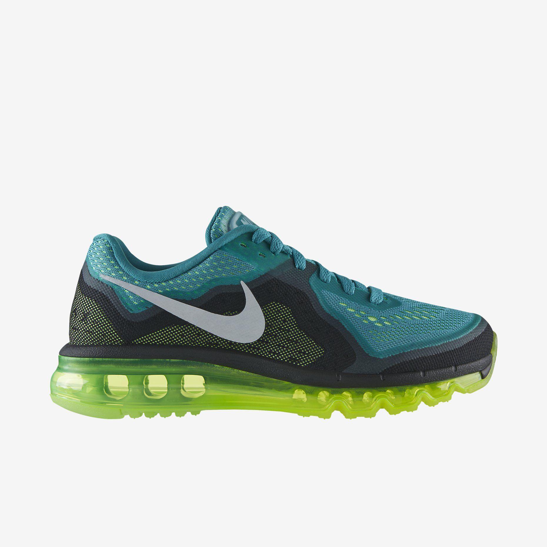 Nike Air Max 2014 Women's Running Shoe. Nike Store Abdrücke