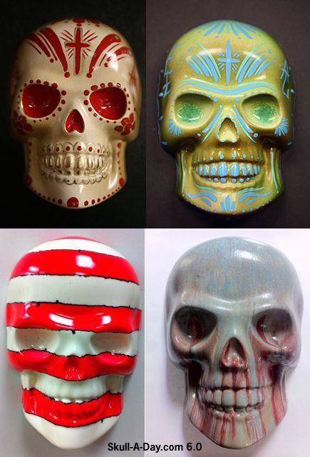 Ceramic Skulls Skull Painting Skull Ceramic Mask