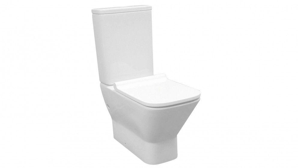 Parisi Quad Wall Faced Toilet Suite - Toilet Suites - Baths ...