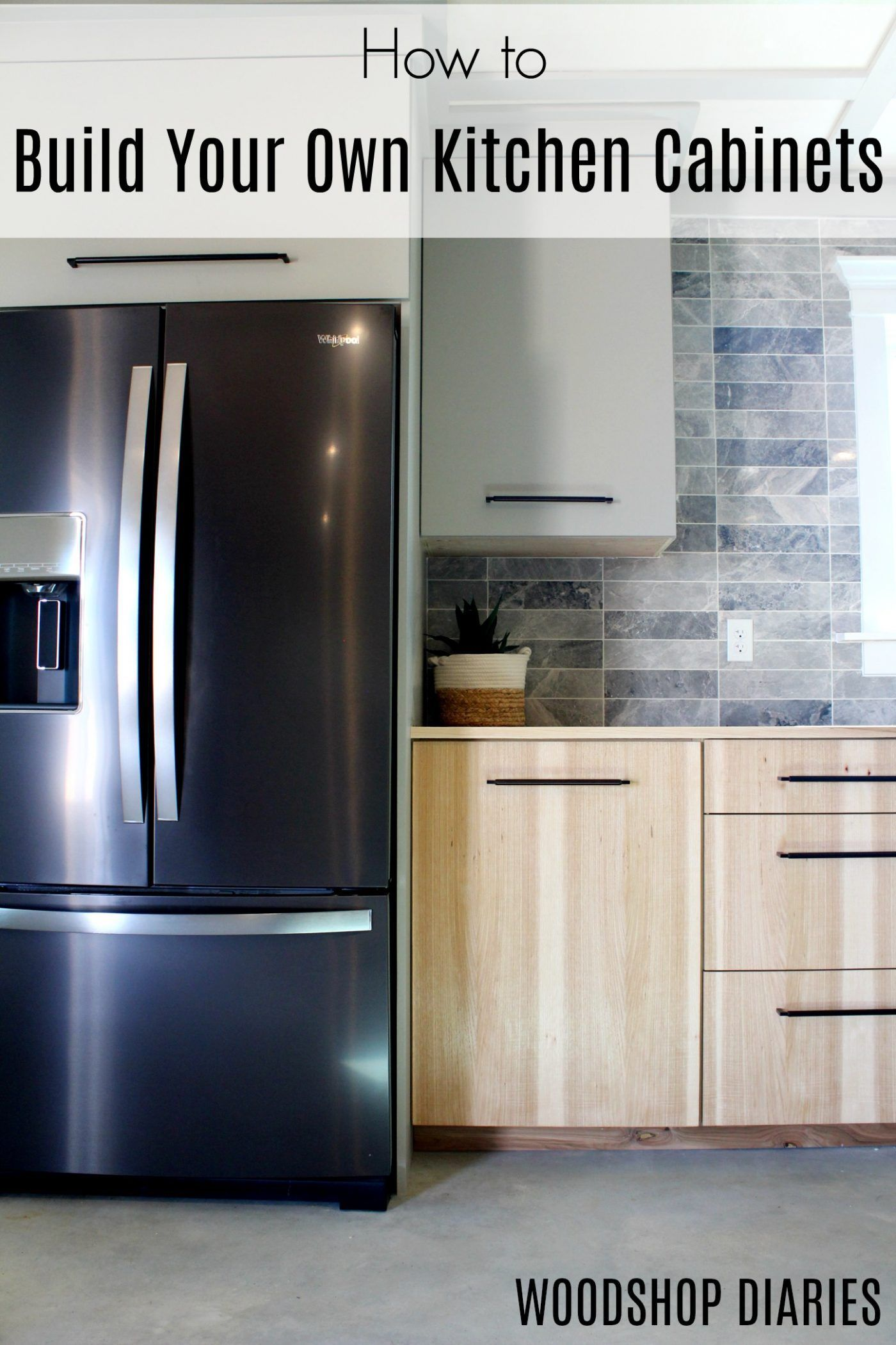 Diy Kitchen Cabinets Made From Only Plywood Diy Kitchen Cabinets Diy Kitchen Cabinets Build Diy Kitchen Renovation