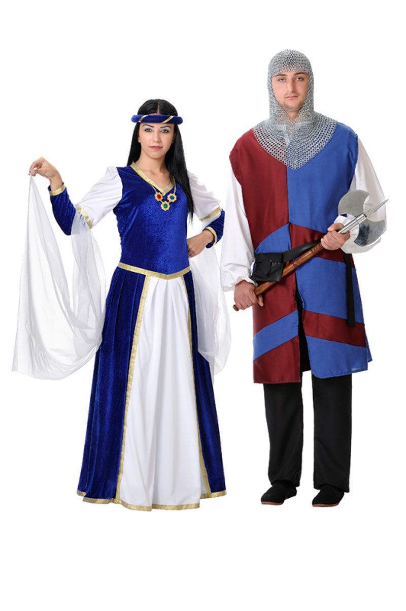Trajes medievales de mujer baratos