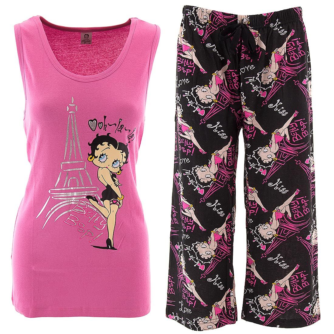 1000  images about Betty Boop Pajamas for Women on Pinterest ...