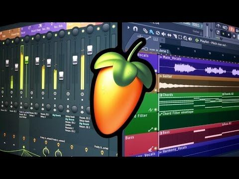 Fl Studio 12 How To Make Beats Using Vocal Samples Review X2f Tutorial Youtube Music Sequencer Digital Audio Workstation Studio Engineer