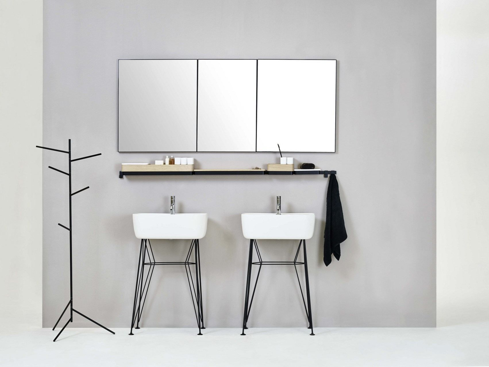 ROW Specchio a parete by Ex.t design oustudio   Home   Pinterest ...