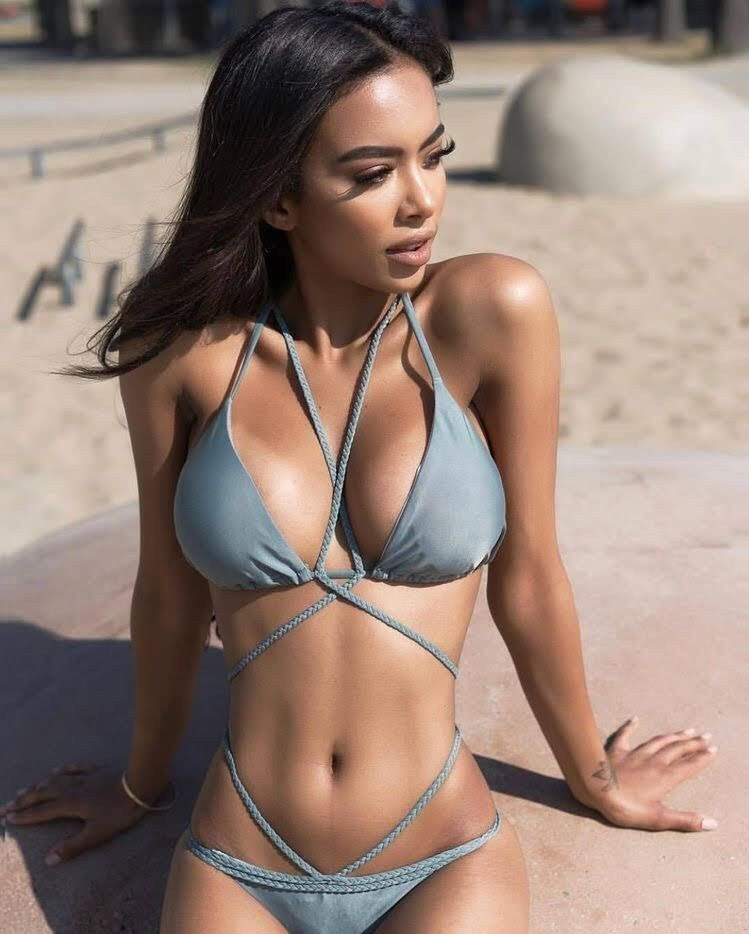 3008186873d Gorgeous brunette bikini girl – HotPins Bikini Babes  bikini  bikinigirl   bikinibabes