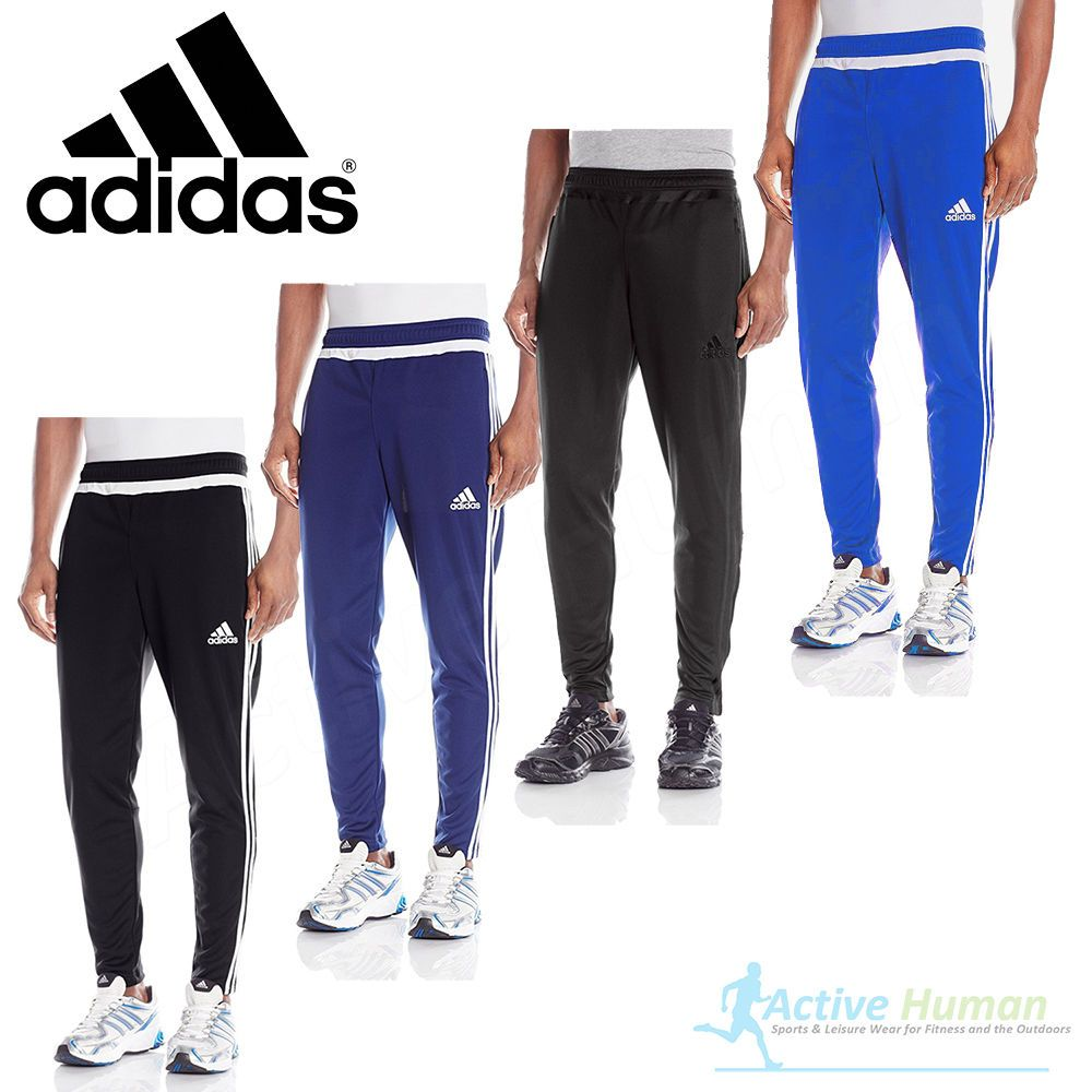 #Adidas tiro 15 mens #training tracksuit bottom pants exercise #running  sports, View