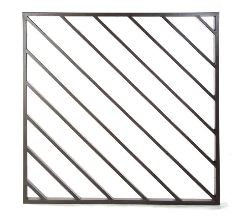 Reja de hierro de seguridad para ventanas modelo espiga - Rejas de seguridad ...