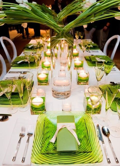 50 Crispy Lime Green Wedding Ideas   Coral navy, Lime green weddings ...