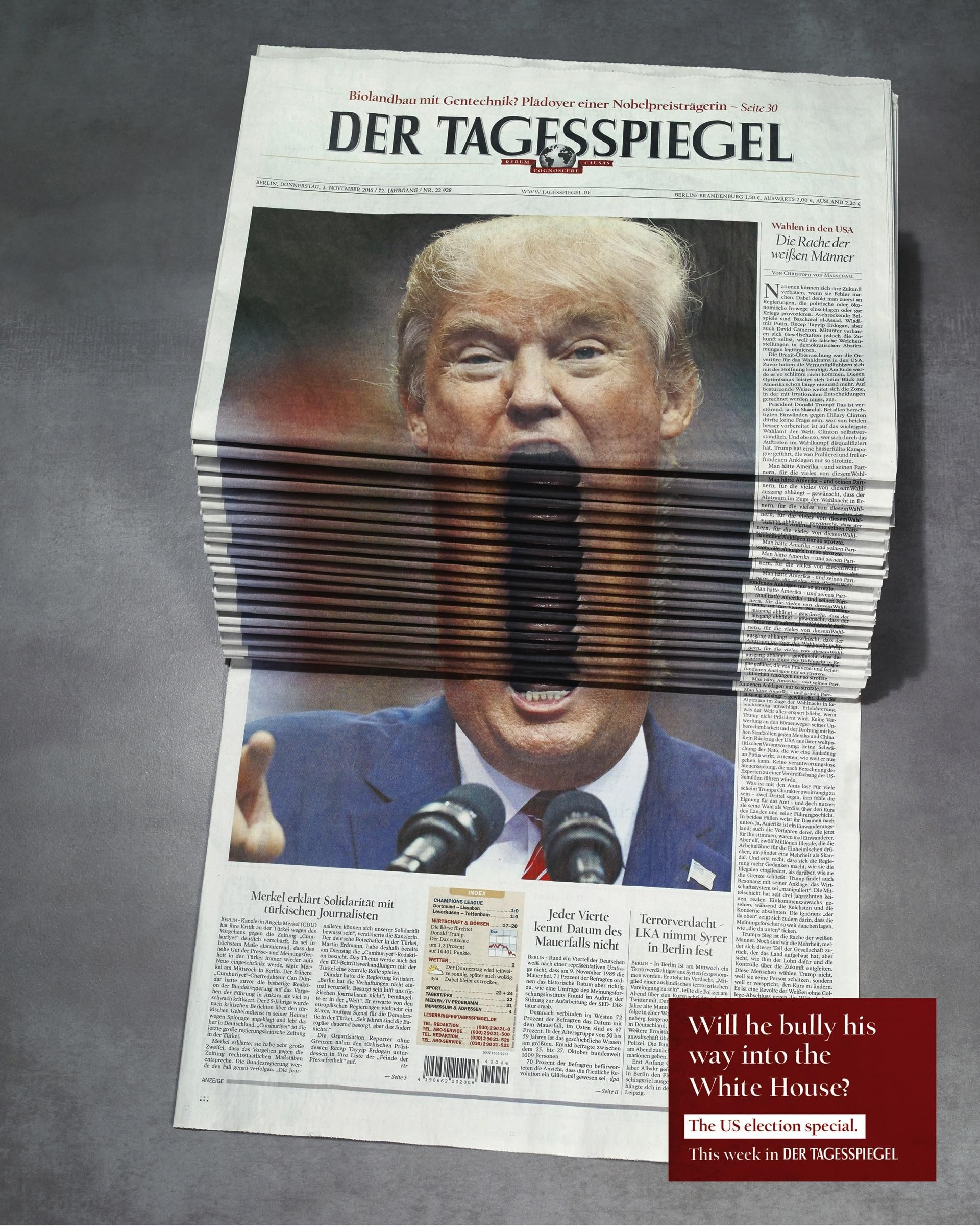 Creative Art Direction Post Production Ads Der Tagesspiegel Funny Funny Memes Funny Pictures