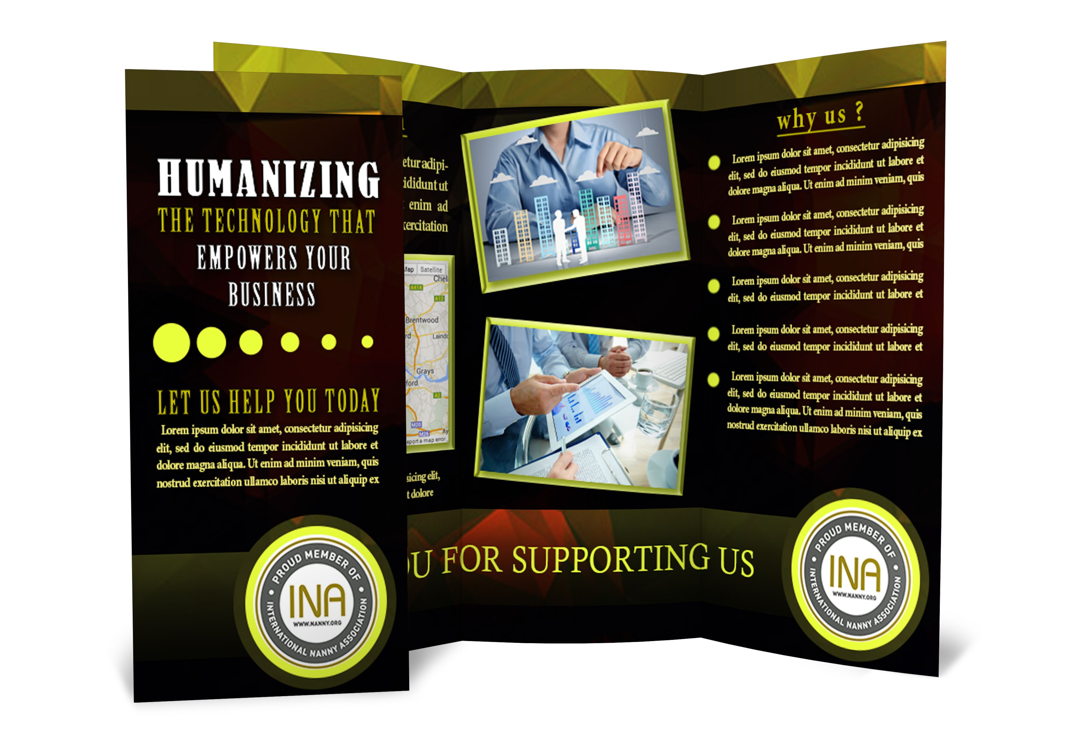 pin by doaa m designer on trifold brochure designs pinterest